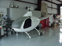 Rotorway Helicopter to be converted to JetExec